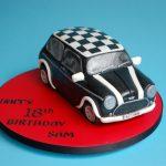 3D Mini Cake