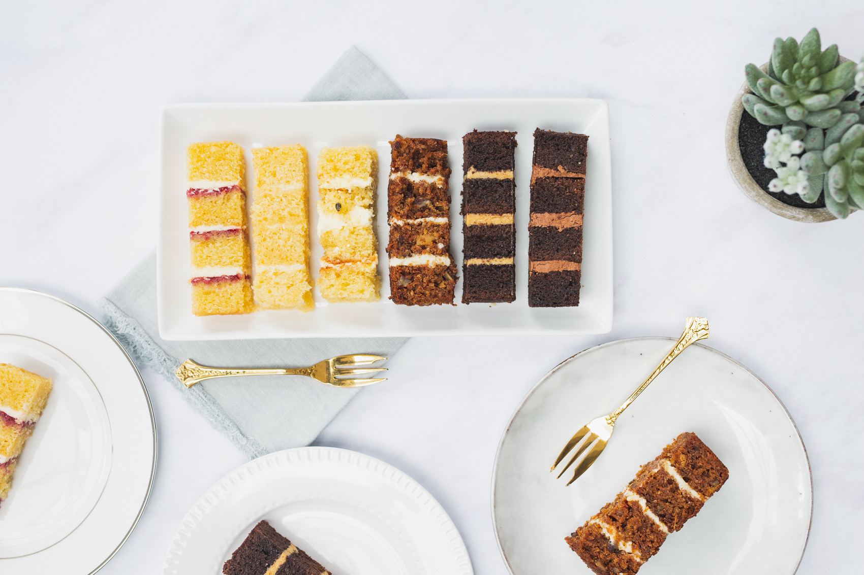 cake portions pricing flavours size menu