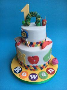 Childens-Birthday-Cake-Hungry-Catepillar-225x300