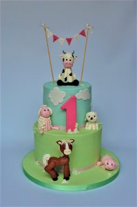 Childrens-Birthday-Cake-Farm-Animals-199x300
