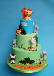 Childrens-Birthday-Cake-Jungle-Animals-214x300