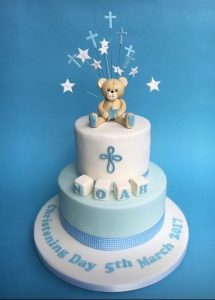 Christening-Cake-Teddy