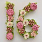 16 cupcake bouquet