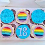 Rainbow 18th birthday