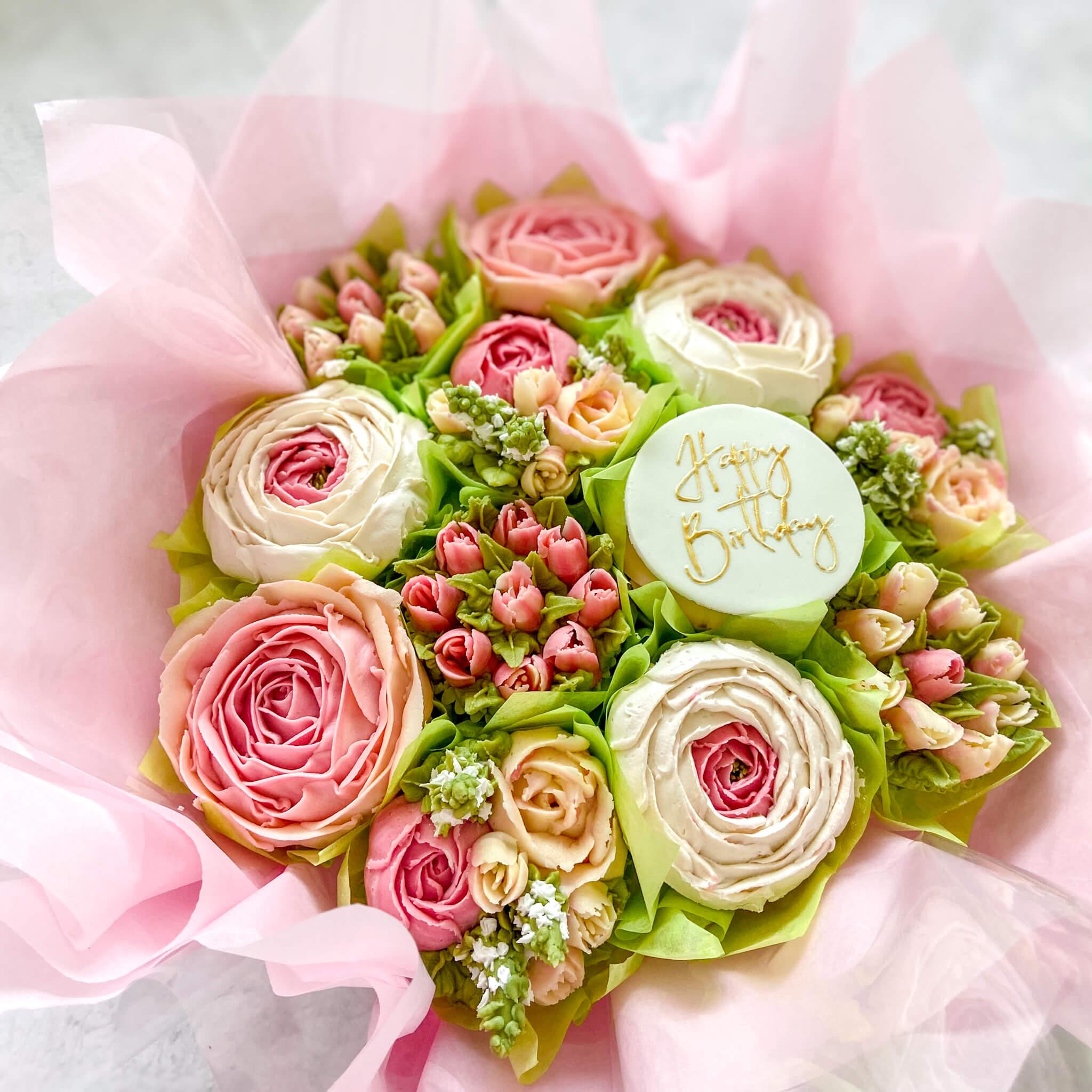 12 soft pinks